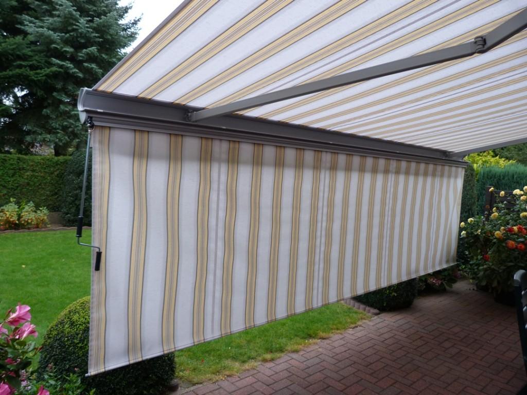 Windschutz Sichtschutz F R Terrasse Balkon Nach Ma