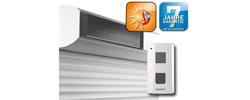 dachfenster rollladen solar velux rollladen online bestellen. Black Bedroom Furniture Sets. Home Design Ideas