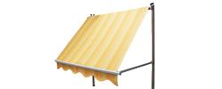 sichtschutz windschutz universelle stoff bespannungen nach ma. Black Bedroom Furniture Sets. Home Design Ideas