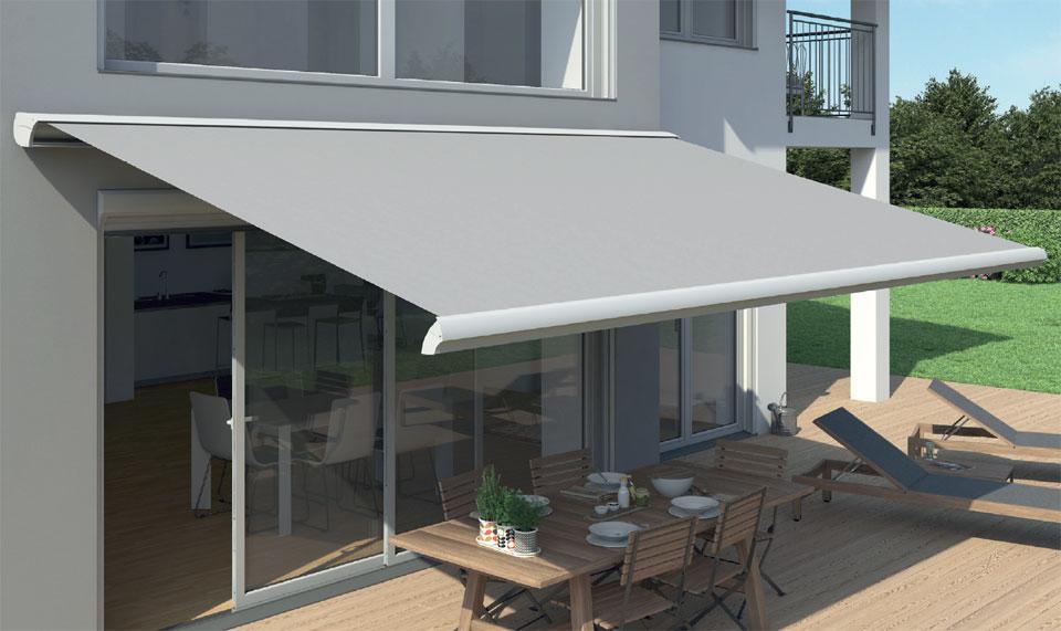markise online kaufen markisen gunstig made in germany With markise balkon mit tapeten online