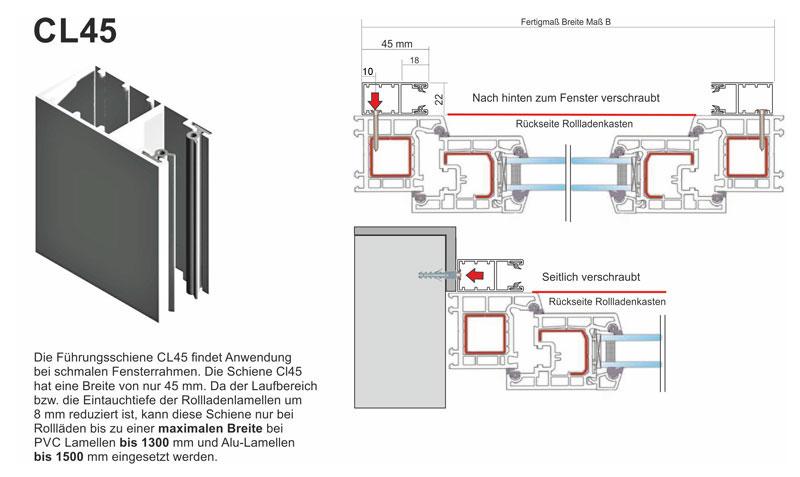 rolladen lamellen einhngen vertikal with rolladen. Black Bedroom Furniture Sets. Home Design Ideas