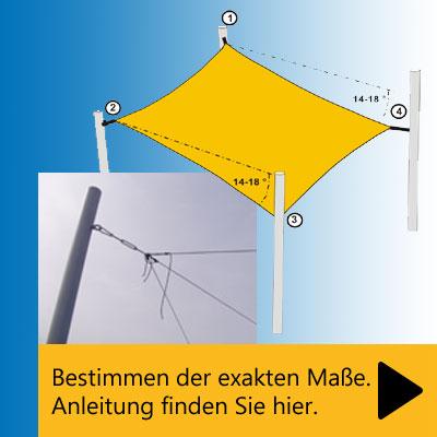 neue Fotos Schatz als seltenes Gut neue Kollektion Sonnensegel nach Maß - Wasserdicht & Luftdurchlässig
