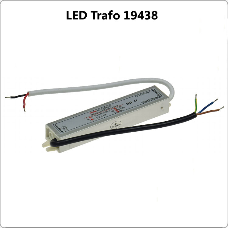 LED Trafo IP 67 1-20 Watt