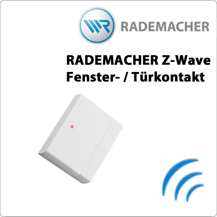 RADEMACHER Z-Wave Fenster- Türkontakt 8431 (32002119)